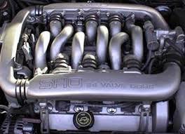 ford taurus sho engine