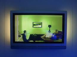 ambient lighting tv