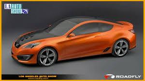 hyundai coupe concept