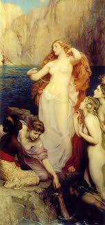 aphrodite with clothes on