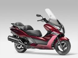 honda silver wing scooters