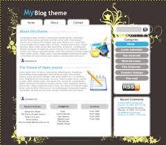 photo blog theme