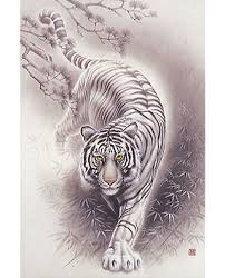 white tiger puzzles