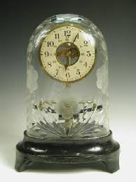 glass dome clocks