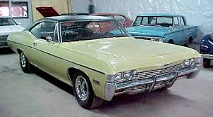 1968 impala