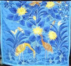 batik bedspreads