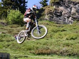 downhill mtn biking