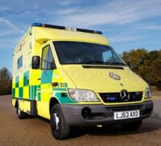 ambulance pictures uk