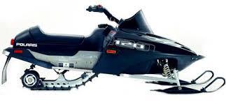 polaris 120 snowmobiles