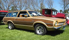 pinto station wagon
