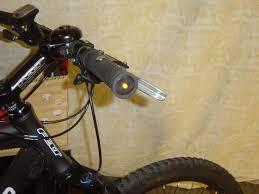 handlebar lights