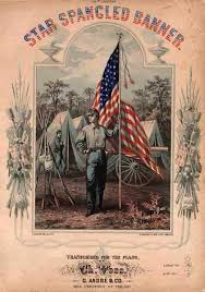 star spangled banner picture