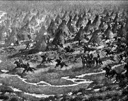 battle at sand creek