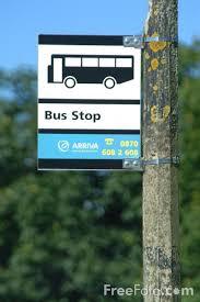 tomar el bus