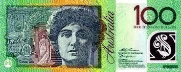 100 australian note