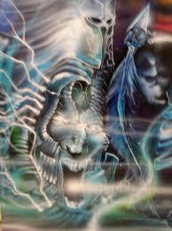 airbrush canvas