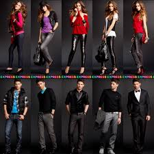 express outfits