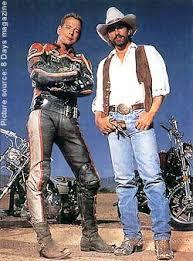 harley davidson and the marlboro man movie