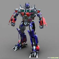 transformer optimus prime truck