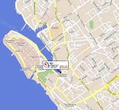 karta grada zadra
