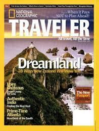 geographic traveler