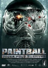 dvd paintball