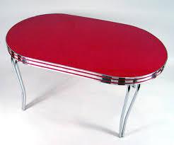 metal kitchen table