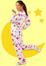 one piece pajama