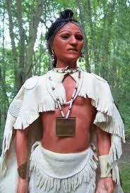powhatan indian clothing