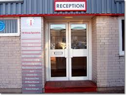shopfront doors