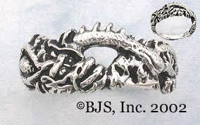 chinese dragon rings