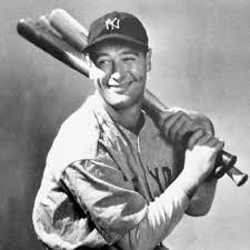 lou gehrig pictures