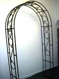 metal arches