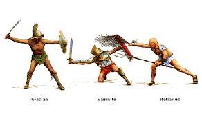 gladiator clothing