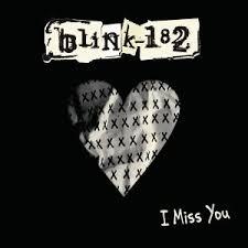 blink 182 i miss you album