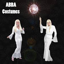 abba dancing queen costumes