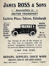 advert cars