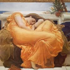 the flaming june
