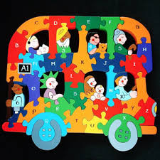 children jigsaws