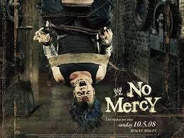 no mercy 2008 wwe