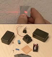 laser alarm systems