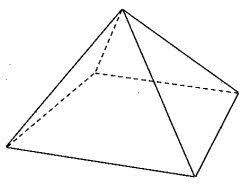 pyramid geometric shapes