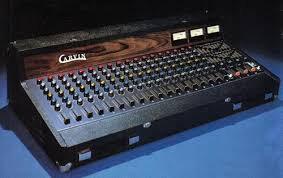 carvin mixer