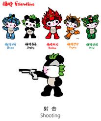 beijing olympic mascot
