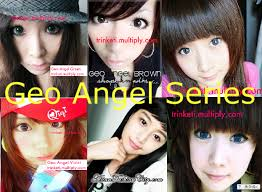 geo angel contact lenses