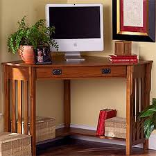 antique corner desk