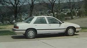 1989 chevy corsica