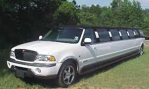lincoln navigator stretch limo
