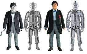 dr who classic figures