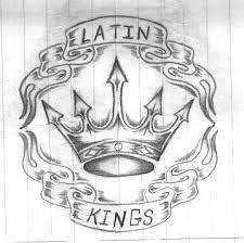 latin kings crown